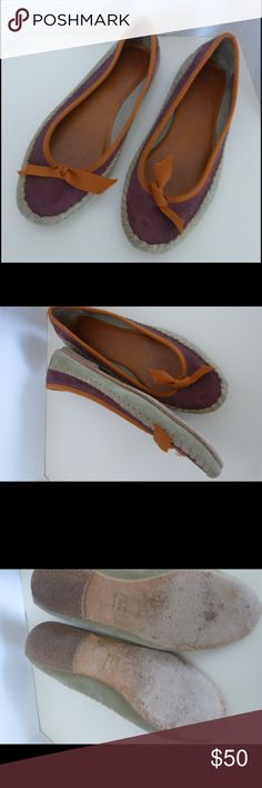 Jasper And Jeera Suede Shoes Flats Size 36 / 6 Jasper And Jeera Suede Shoes Flats Size 36 / 6 Excellent condition Made in Italy  Multi-color Jasper and Jeera Shoes Flats & Loafers