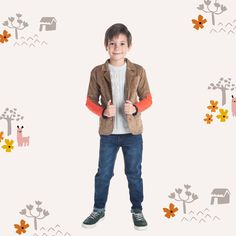 Now, who's ready for holiday brunches with the grown-ups? . . . #kidsofig #newstyles #allsmiles #weekendmood #fallforever #boysfashion Girls Coats & Jackets, Brunches, All Smiles, Boys, Holiday, How To Wear, Collection, Style, Fashion