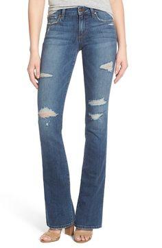 Joe's 'Honey' Bootcut Jeans (Seneka) available at #Nordstrom