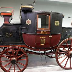 Royal Mail Coach 1820