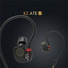 KZ ATE S HIFI Dynamic Stereo Super Bass Noise Canceling Sport In-ear Headset Headphone with Mic  What does include #goodbuy:  Enjoyable shopping at cheapest prices Best quality goods 24/7 support & easy communication 1 day products dispatch from warehouse Fast & reliable shipment...