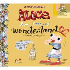 Amazon.com: Alice's Adventures in Wonderland (Pop-Up) (9780439411844): Lewis Carroll, J.Otto Seibold: Books