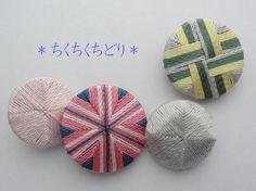 カナガワさんの絹刺繍糸