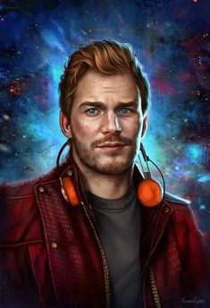 Starlord by fdasuarez on deviantART