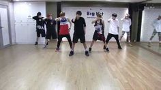 방탄소년단 'Danger' dance practice Credit goes to BANGTANTV