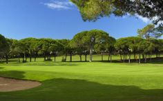 Oceanico Laguna Golf Course. Vilamoura, Algarve, Portugal. Click on image for more details and prices for golf breaks in Vilamoura in Portugal's Algarve. Algarve, Portugal, Golf Breaks, Golf Holidays, Unique Image, Play Golf, Golf Courses, Places To Go, Around The Worlds