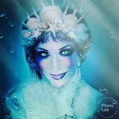 Satu Ylävaara (@satuylavaaraphotography) • Instagram-kuvat ja -videot Water Nymphs, Sea Monsters, Princess Zelda, Disney Princess, Mermaids, Disney Characters, Fictional Characters, Portrait, Canvas