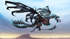 Crowfall - Throne War MMO | Creature Feature: The Wyvern