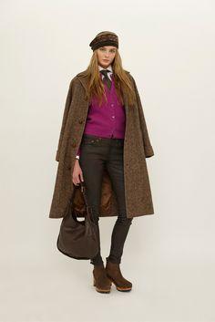 ee643263a62f Polo Ralph Lauren Fall 2015 Ready-to-Wear Fashion Show. Autumn Winter ...