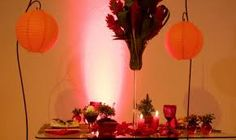 decoração oriental para festas - Pesquisa Google