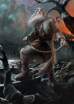 Väinämöinen - Vainamoinen #kalevala #mythology