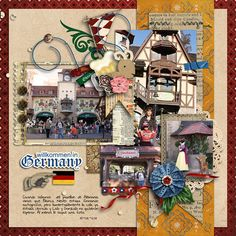 Germany layouts (general) - Page 5 - MouseScrappers.com