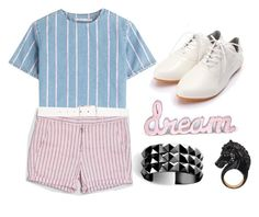 """""""dream"""" by gaaras-leaf on Polyvore featuring T By Alexander Wang, A.L.C., Theory, Waterford and Nisan"""