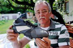Oroszi László és az első irányítósávos labdarúgó cipő . 12 év után pert nyert egy magyar feltaláló az Adidasszal szemben!