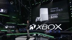 """E3 2016: Microsoft says its Xbox One S can upscale games to 4K   During a morning session of the Xbox Platform update a generally innocuous meeting that happens at every E3 to give journalists a look at the updates coming to Xbox over the next year Jeff Henshaw Group Program Manager at Xbox dropped a bomb: You won't need to wait for Project Scorpio to play games in 4K the Xbox One S is perfectly capable of playing games in 4K.  Henshaw clarified """"It's not native 4K but the Xbox One S can…"""