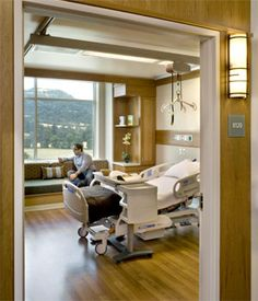 This award-winning healthcare design brings out the essence of the Pacific Northwest.
