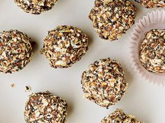 Apricot cashew-best date-free protein ball recipes-womens health magazine