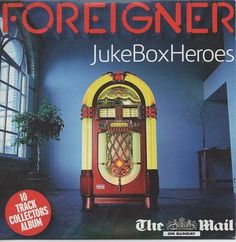 Juke Box Hero made us all want to go to an old school diner with a bag of Quarters. Classic Rock Albums, Classic Rock Bands, Classic Rock And Roll, Rock N Roll, Rock Album Covers, Music Album Covers, Music Albums, Sound Of Music, Kinds Of Music