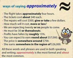 approximately