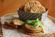 Sušenky z arašídového másla - Powered by @ultimaterecipe