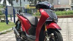 Yamaha NVX 155 độ monoshock độc đáo hàng đầu tại Việt Nam   Xe độ   Xe & Đời sống Aerox 155 Yamaha