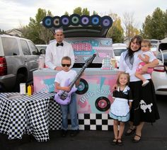 50's Diner Trunk-or-Treat