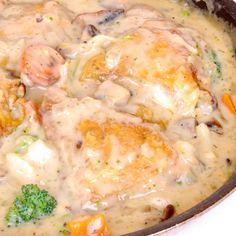 A Tasty recipe for braised chicken in dijon cream sauce, Great served over rice. Braised Chicken in Dijon Cream Sauce Recipe from Grandmothers Kitchen. Dijon Cream Sauce, Cream Sauce Recipes, Top Recipes, Turkey Recipes, Chicken Recipes, Kitchen Recipes, Cooking Recipes, My Burger, Dinner Entrees