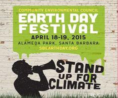 SANTA BARBARA'S EARTH DAY FESTIVAL IS THIS WEEKEND, APRIL 18-19   Macaroni Kid