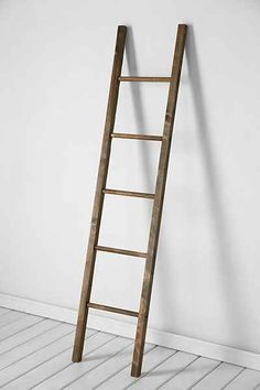 Wooden Blanket Ladder - Urban Outfitters