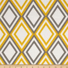 Premier Prints Annie Slub Yellow/Kelp from @fabricdotcom Screen printed on cotton slub duck (slub cloth has a linen appearance); this versatile medium weight fabric is perfect for window accents (draperies, valances, curtains and swags), accent pillows, duvet covers, upholstery and other home decor accents. Create handbags, tote bags, aprons and more. *Use cold water and mild detergent (Woolite). Drying is NOT recommended - Air Dry Only - Do not Dry Clean. Colors include grey, yellow and ...