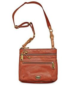 Fossil crossbody bag. I love it. So incredibly much.