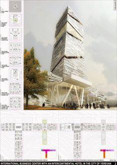 Mẫu render - dàn trang nhà cao tầng