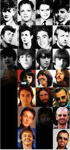 notice how long ago John went away. That makes me sad.