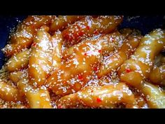 Kínai szezámmagos csirkemell/ Chinese Chicken with sesame seeds Chinese Chicken, Sweet And Salty, Chicken Wings, Asian Recipes, Seeds, Paleo, Food And Drink, Cooking Recipes, Homemade
