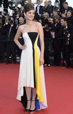 Best Dressed at The 66th Annual Cannes International Film Festival: Marion Cotillard in Christian Dior