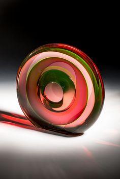 JON GOLDBERG | Optical Shell #9, 2015 | Schantz Galleries