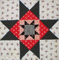Barbara Brackman's MATERIAL CULTURE: Threads of Memory BOM Free Pattern Posts