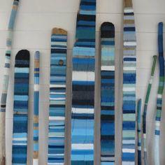 Exposition « Vues Mer » par Marie Bathellier, pour 727 Sailbags