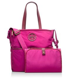 Stacked Logo Billy Baby Bag | Womens Top Handles & Shoulder Bags | ToryBurch.com