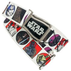 Star Wars Comic Panel Adjustable Crosscheck Flightbelt