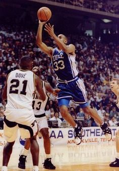 Grant Hill - Duke Basketball