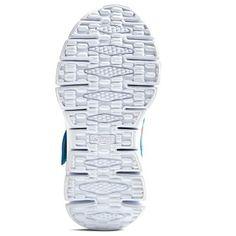 Toddler Girls' Sport Designed by Skechers Washabubble Performance Athletic Shoes - Turquoise 12, Blue