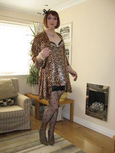 Lingerie Dress, Alternative Girls, Tgirls, Crossdressers, Transgender, Boy Or Girl, Kimono Top, Feminine, Classy