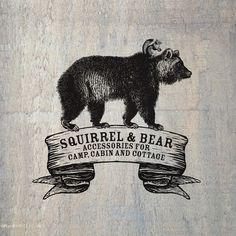 SQUIRREL & BEAR LOGO
