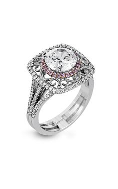 Find Simon G Engagement rings Pink Diamond Jewelry, Fancy, Engagement Rings, Jewels, Vintage, Beautiful, Rings For Engagement, Wedding Rings, Jewelery