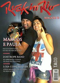 Rock In Rio Magazine
