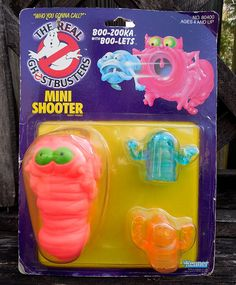 Real Ghostbusters Mini Shooter! Had one...loved it