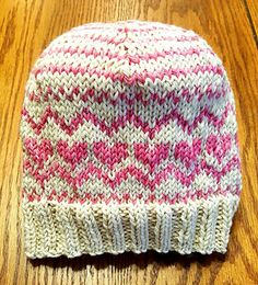 Winter Love Hat Pattern NOTE: This hat can be knitting in days easily. Knitting Charts, Knitting Patterns Free, Free Pattern, Hat Patterns, Knitting Ideas, Fair Isle Chart, Knit Crochet, Crochet Hats, Winter Love