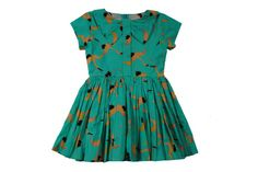 dolly bird mint - Jurk - Meisjes