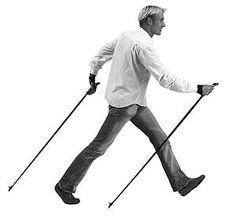 Скандинавская ходьба — Википедия